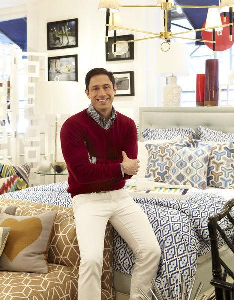 Jonathan Adler in New York City.