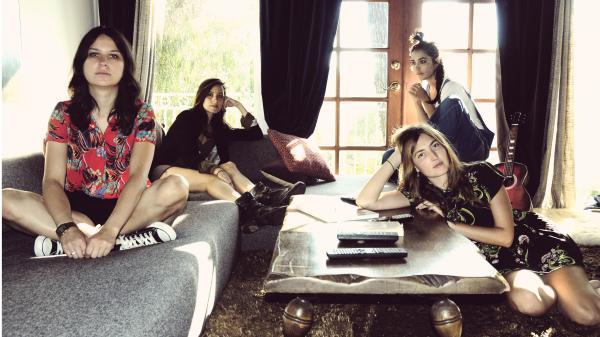 Warpaint's self-titled album comes out Jan. 21.