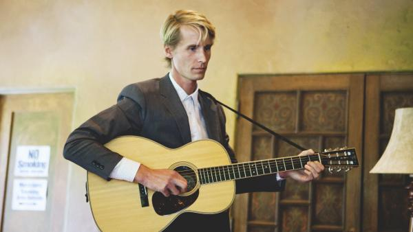 Tom Brosseau's <em>Grass Punks </em>comes out Jan. 21.