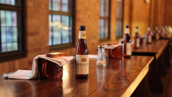 Spencer Trappist Ale, made by the first official Trappist brewery outside Europe, will go on sale next week in Massachusetts.