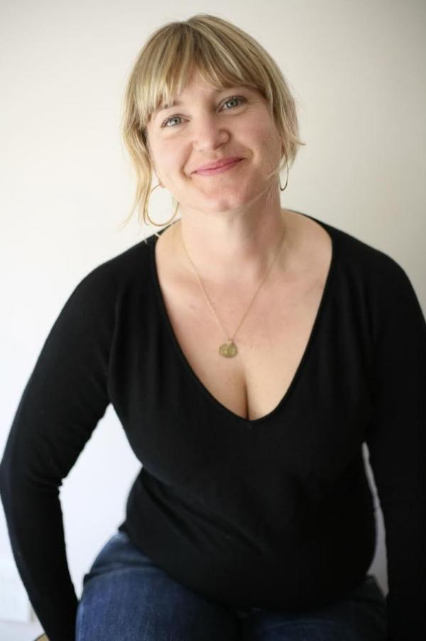 Samantha Schoech is a writer and co-editor of the book<em> The Bigger the Better, the Tighter the Sweater.</em>