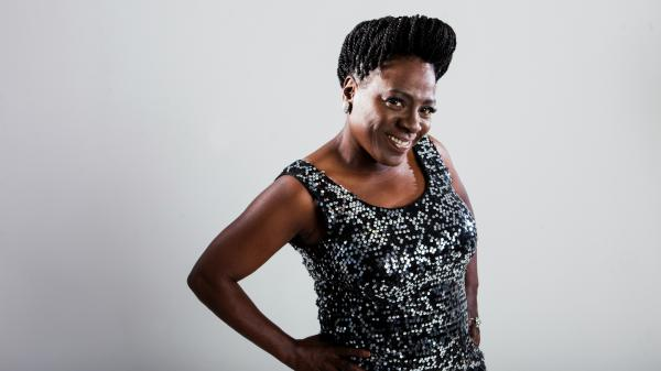 Sharon Jones' new album with the Dap-Kings, <em>Give the People What They Want</em>, comes out Jan. 14.