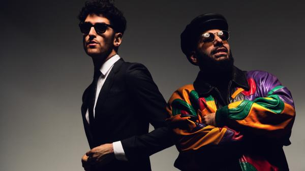 """Chromeo's """"Come Alive"""" appears on this week's mix."""