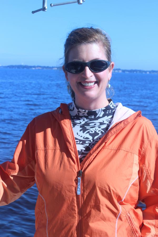 St. Johns Riverkeeper, Lisa Rinamen