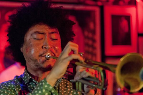 Trumpeter Takuya Kuroda previewed his forthcoming album, <em>Rising Son.</em>