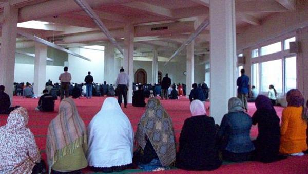 A few years ago, a woman's place in the mosque was a fringe issue. Now, some are demanding change.