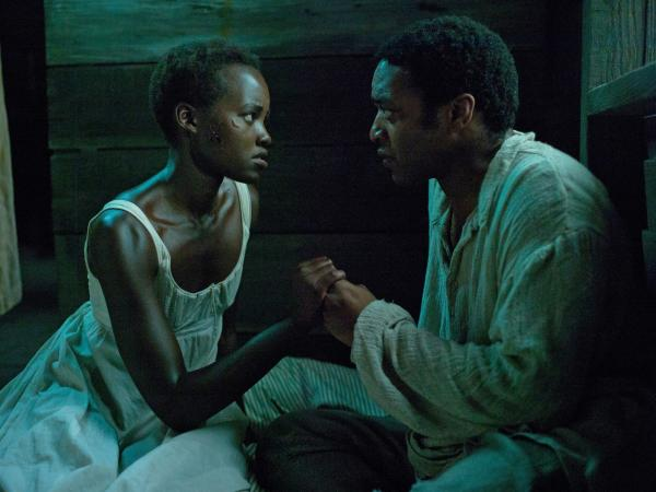 Lupita Nyong'O and Chiwetel Ejiofor were both nominated for Oscars for their work in <em>12 Years A Slave</em>.