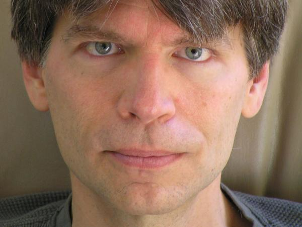 Novelist Richard Powers is the author of 11 novels, including <em>Generosity</em> and<em> The Echo Maker.</em>