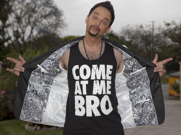 Bobby Bottleservice is a recurring character on Nick Kroll's <em>Kroll Show. </em>