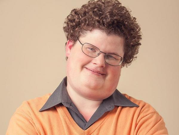 """Actor Jesse Heiman has had some less-busy years, but says, """"this town works in crazy ways ... and your next big day could be tomorrow. So you just gotta keep your head up and keep going."""""""