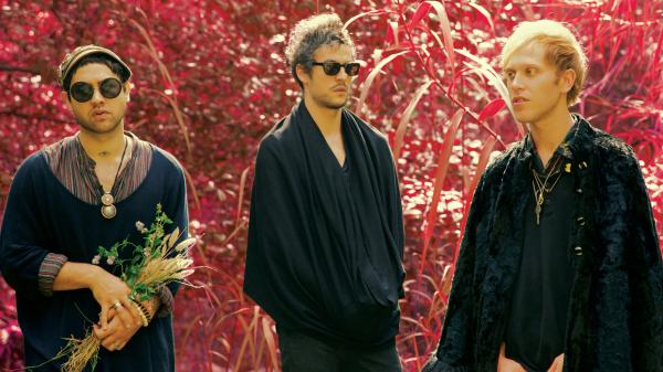 Unknown Mortal Orchestra.