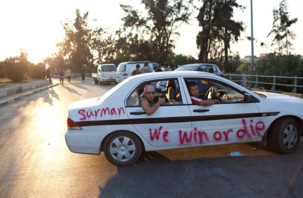 Libyan rebels drive Tripoli, where some clashes are continuing with pro-Gadhafi loyalist soldiers.