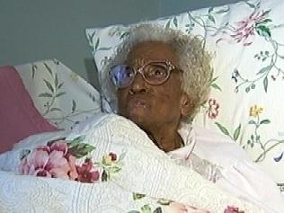 Vita Lee, 103, lives in northwest Atlanta.