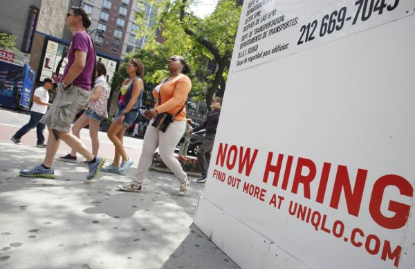 Employment has been rising in recent months, but most economists say Congress should keep trying to boost consumer spending.