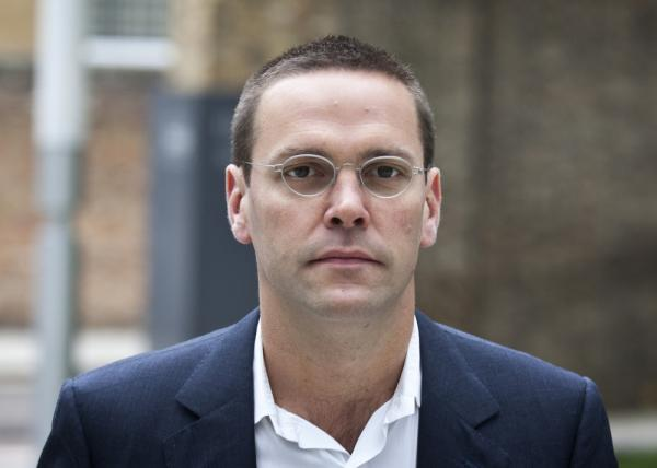 (FILES) In a picture taken on July 13, 2011 then News International Chairman and Chief Executive James Murdoch arrives for work in east London.