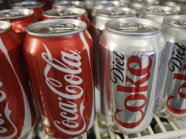 It's not clear if diet soft drinks are the healthiest choice.