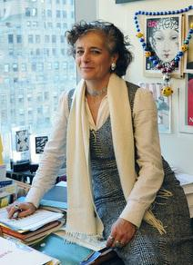 Francoise Mouly has been <em>The New Yorker</em>'s art editor since 1993. From 1980 to 1991 she co-edited the influential comics anthology <em>RAW</em> with husband Art Spiegelman.