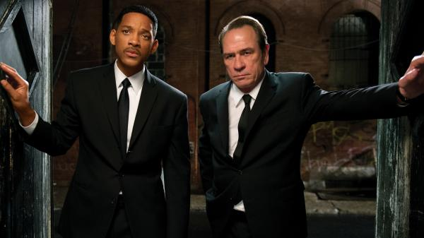 <strong>Galaxy Defenders: </strong>Ten years after <em>Men In Black 2</em>, Will Smith and Tommy Lee Jones reunite to play Agents J and K, partners in a covert organization dedicated to monitoring Earth's secret extraterrestrial population.