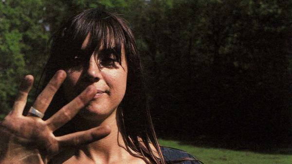 Chan Marshall, a.k.a. Cat Power.