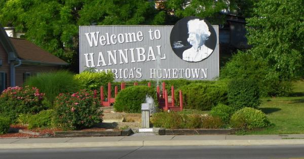 "Hannibal, Mo., aka ""America's Hometown,"" is known for being the birthplace of Samuel Clemens, aka Mark Twain. The town of 18,000 boasts a vibrant arts community."