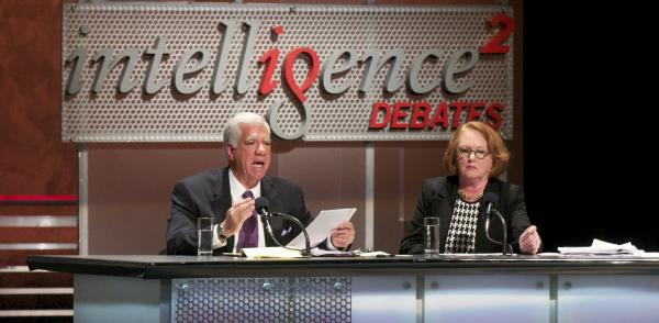 """Sally Pipes and Ken Connor argue against the motion """"Ration End-of-Life Care"""" in the latest <em>Intelligence Squared U.S.</em> debate."""