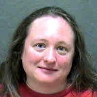 Occupy Charlotte protester Scottie Wingfield's mug shot.