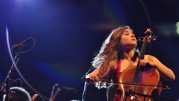 Cellist Alisa Weilerstein.