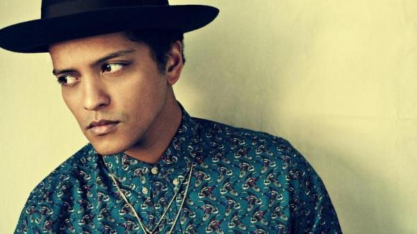 Bruno Mars draws inspiration from across the pop landscape on his second album, <em>Unorthodox Jukebox</em>.