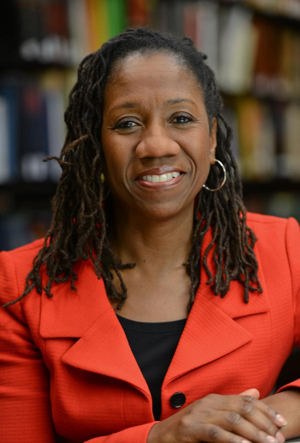 Sherrilyn Ifill will become the new president and director-counsel of the NAACP Legal Defense Fund in January.