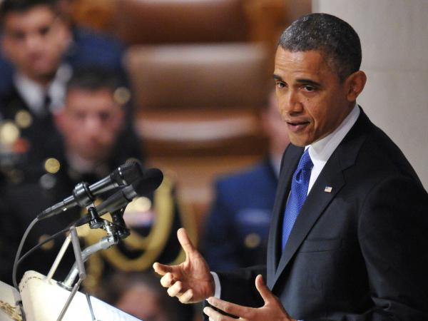 "Sen. Daniel Inouye ""embodied the spirit of aloha,"" President Obama said."