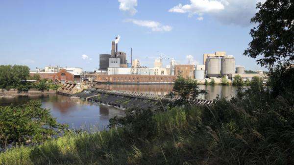 The Nekoosa Paper Mill was established in 1883. Its mill in Nekoosa, Wis., sits on the banks of the Wisconsin River, and is now owned by a Canadian paper company.