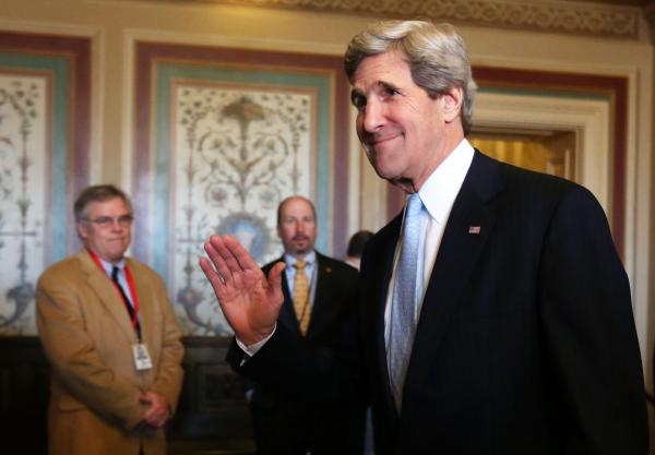 Sen. John Kerry (D-MA) has been confirmed by the senate to become the next secretary of state.