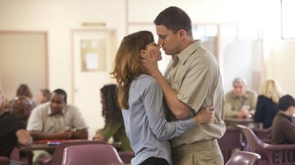 In Steven Soderbergh's medical thriller <em>Side Effects</em>, Emily (Rooney Mara) goes through an emotional crisis — and then a psychopharmacological one — after her husband Martin (Channing Tatum) is released from prison.