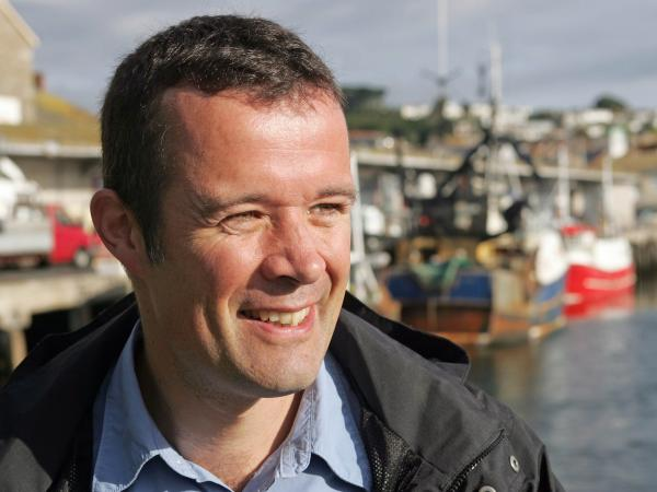 Rupert Howes is the CEO of the Marine Stewardship Council, an international nonprofit that has pledged to promote fisheries that protect the oceans.