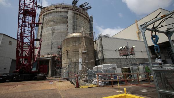 The Crystal River Nuclear Plant has stood idle since workers cracked the reactor's containment building in 2009. The facility is now slated to close permanently.