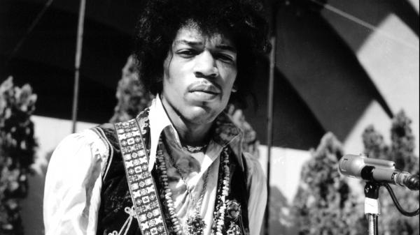 Jimi Hendrix's new album, <em>People, Hell and Angels</em>, comes out March 5.