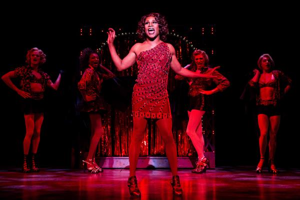 His character may be a flashy dresser, but Porter says <em>Kinky Boots</em> is just a simple story about two men trying to understand themselves — and each other — a little better.