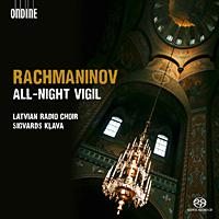 Rachmaninov's <em>All Night Vigil</em>.