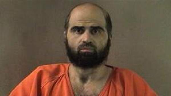 U.S. Army Maj. Nidal Hasan is charged with a 2009 killing spree that killed 13 people at Fort Hood in Texas. Homegrown terrorism by Muslim Americans has been growing over the past decade.