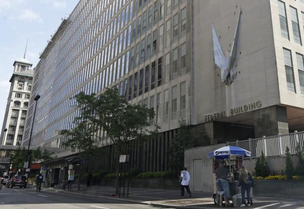 The John Weld Peck Federal Building in Cincinnati, where many of the missteps by IRS workers who targeted conservative groups occurred.
