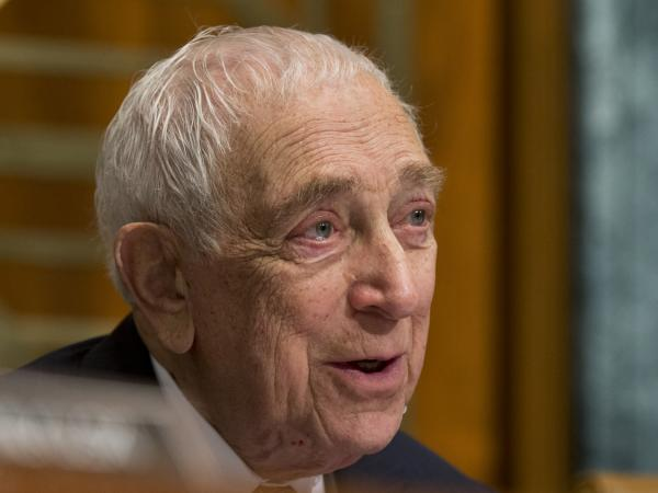 Sen. Frank Lautenberg, D-N.J., died Monday at age 89. He had announced in February that he would not seek re-election in 2014.