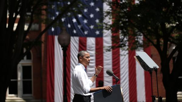 President Obama unveils his plan on climate change Tuesday at Georgetown University in Washington, D.C. The president laid out his plan to reduce carbon pollution and to prepare the country for the impacts of climate change.