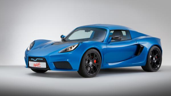 "This image provided by Detroit Electric shows the automaker's SP:01, a limited-edition electric sports car. The company was revived in 2008. <a href=""http://www.detroitnews.com/article/20130601/AUTO01/306010006/1148/Detroit-Electric-delays-its-first-EV-by-month"">Last month it announced</a> that production would be delayed by a month. The model is priced at $135,000."