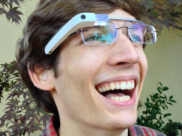 Stephen Balaban has re-engineered his Google Glass to allow for facial recognition.