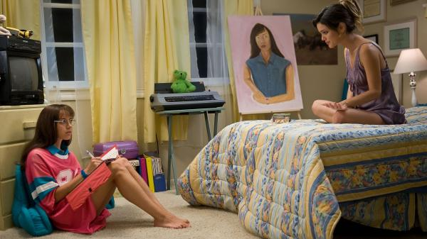 Aubrey Plaza (left) and Rachel Bilson star in the new comedy <em>The To Do List</em>, written and directed by Maggie Carey.
