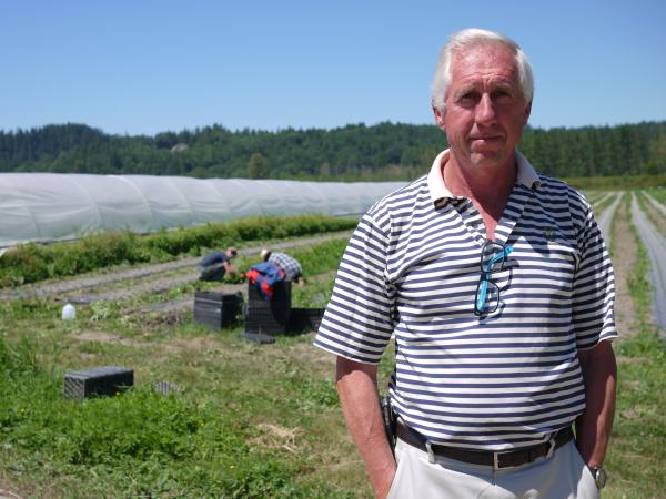 Ted Andrews, CEO of HerbCo International, says the H-2A agricultural guest worker program needs improvements.