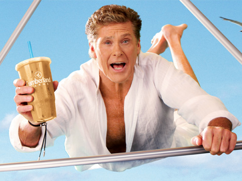 "One of the promotional images for Cumberland Farms' ""Iced Hoffee."""