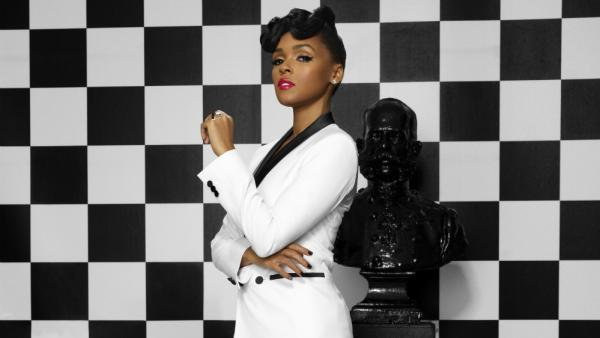 Janelle Monáe's new album, <em>The Electric Lady</em>, features collaborations with Prince, Erykah Badu, Miguel and Esperanza Spalding.