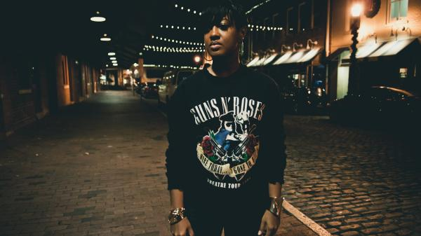 WEAA's <em>Strictly Hip-Hop</em> program is a big fan of North Carolina MC Rapsody.