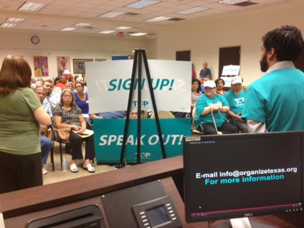 Texas Fighting Affordable Care Act Rollout